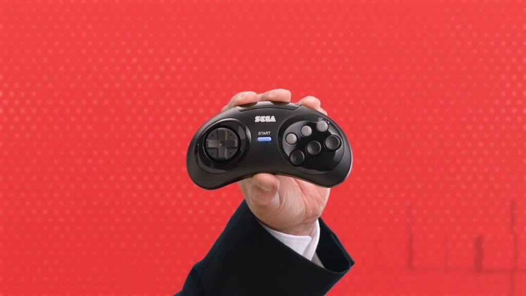 Switch Online de Japón obtiene el controlador de seis botones Sega Mega