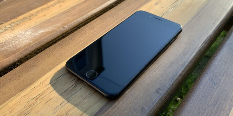 Apple sorprende al iPhone SE de 256 GB
