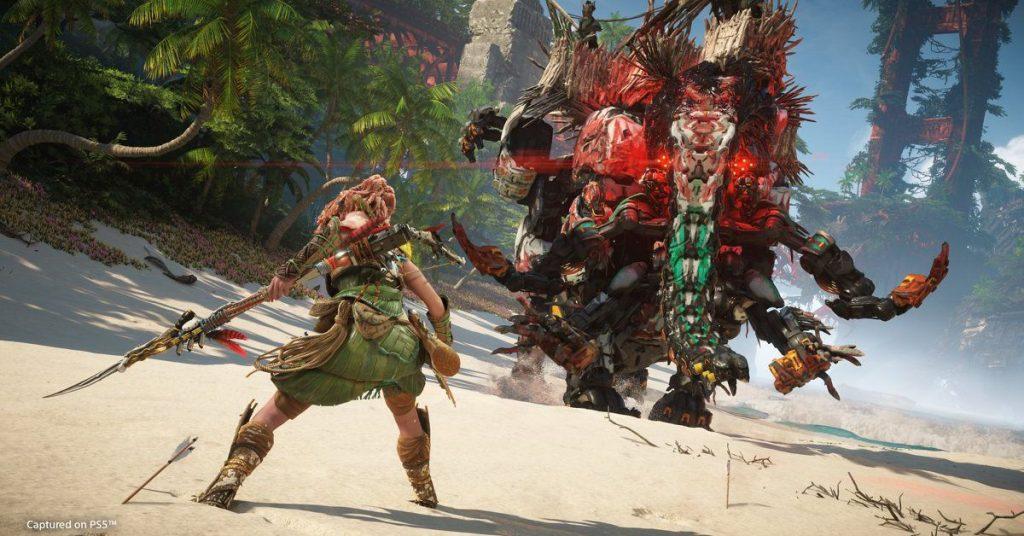 Se suponía que Horizon Forbidden West obtendría una actualización gratuita de PS4 a PS5