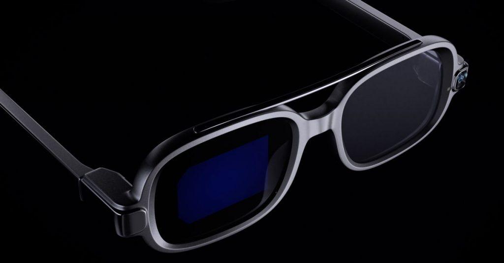 Xiaomi presenta gafas inteligentes con pantalla MicroLED